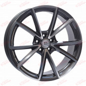 WSP Italy Audi (W569) Aiace 8,5 19 5x112 ET43 DIA66,6 Anthracite Polished, зображення №